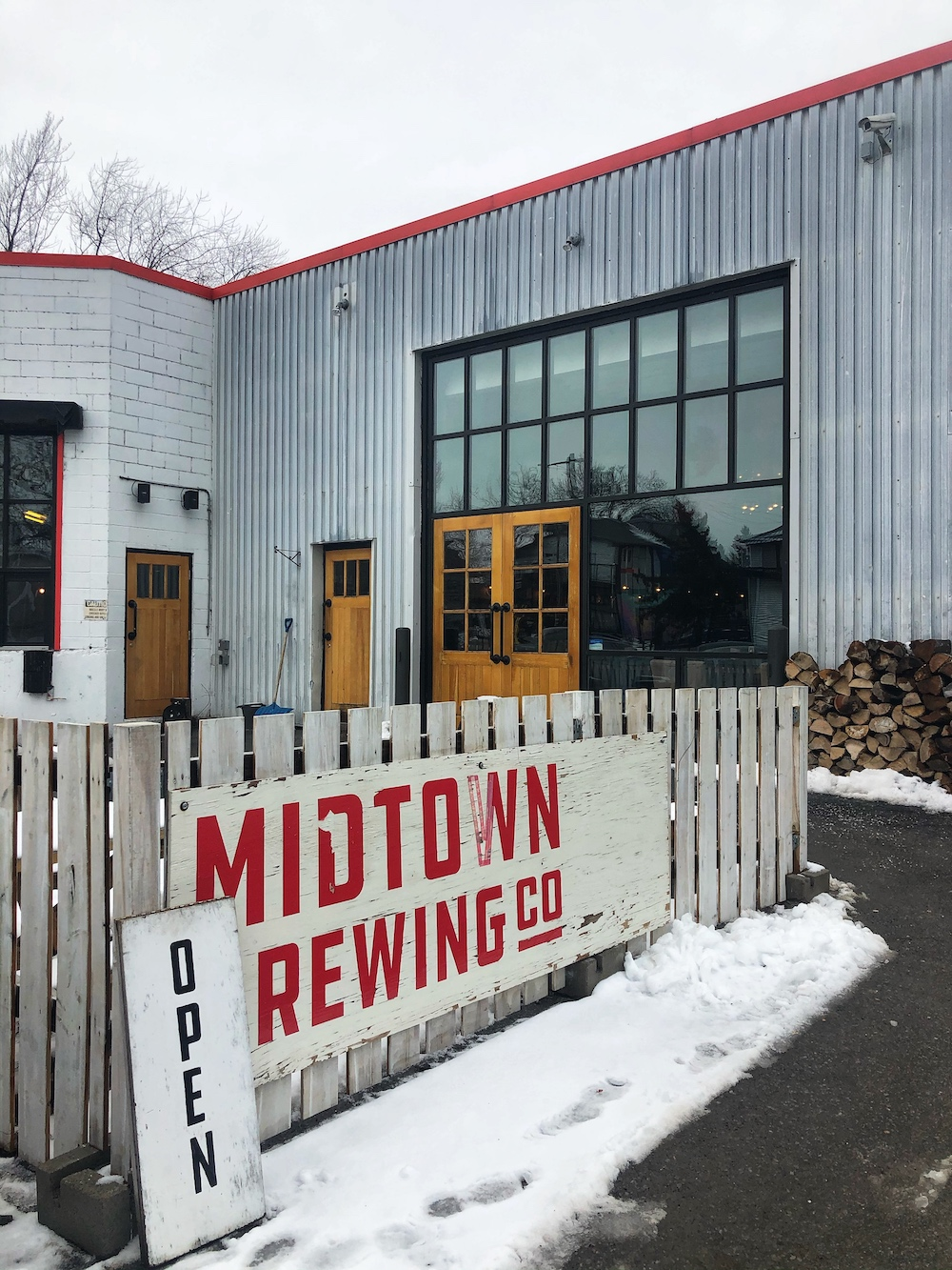 Midtown Brewing Co - 1