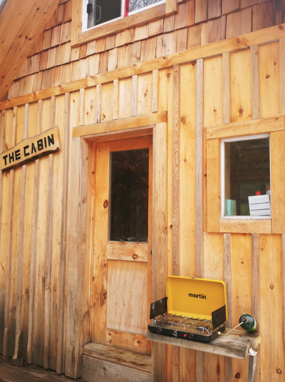 Deer Lake Lodge Off Grid Cabin 2