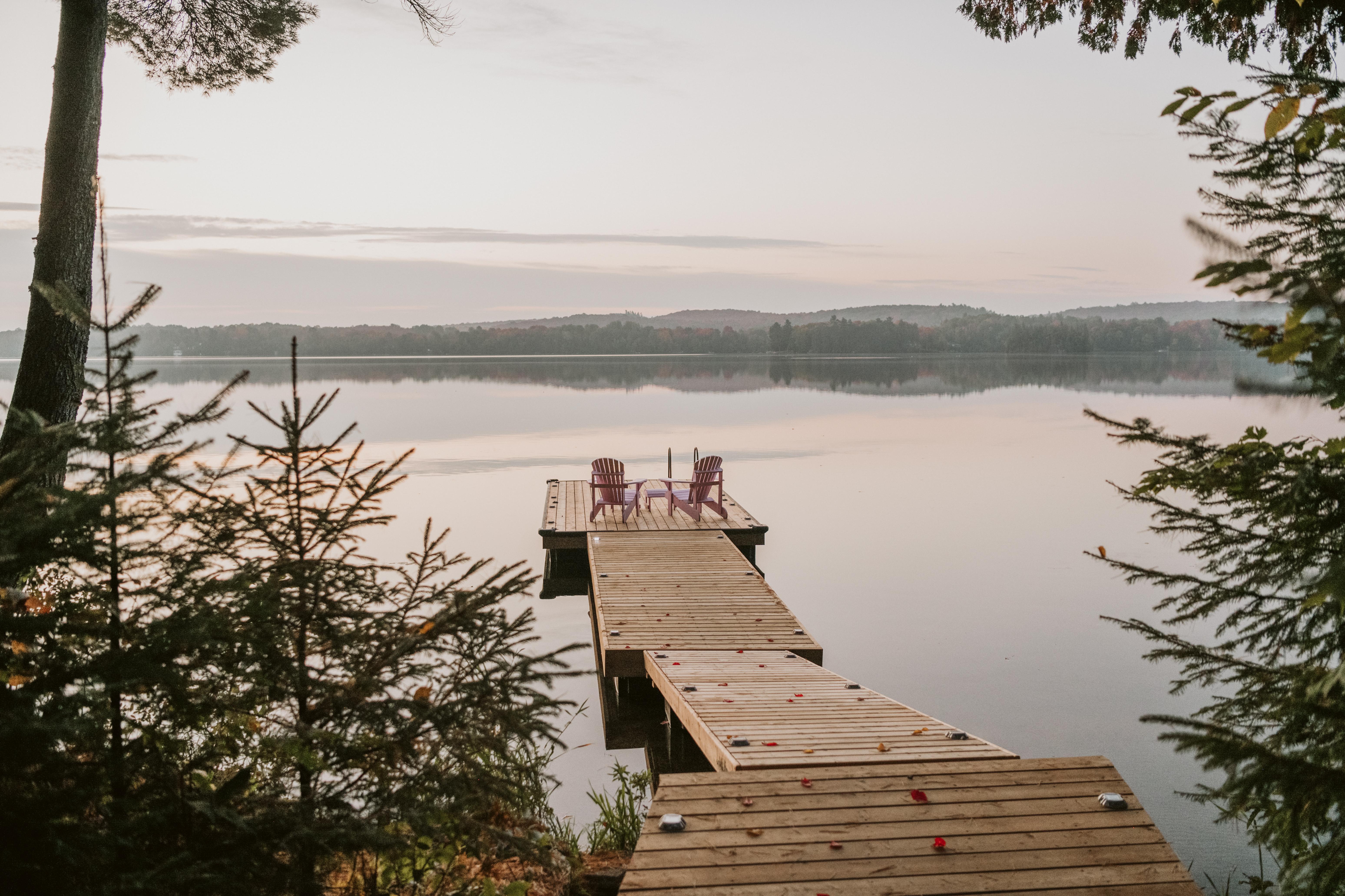 Kabin Paudash Lake